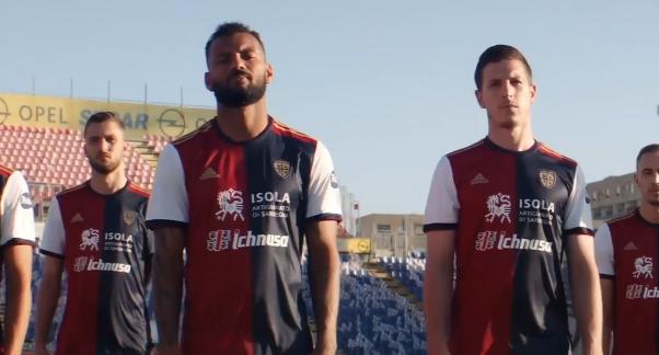 Calcio: le nuove maglie del Cagliari sono firmate Adidas | Cagliaripad
